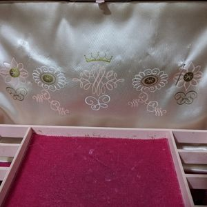Storage & Organization - 2 Vintage Jewelry Boxes